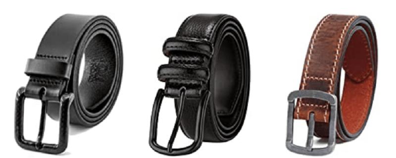 Best leather belt for men