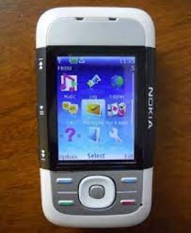 Amazon.com: Nokia 5300 XpressMusic - Black GSM (T-Mobile) Cellular Phone