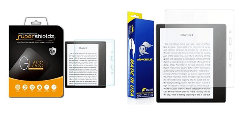 Best Kindle Oasis ERedear Screen Protectors
