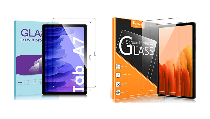 Galaxy Tab A7 Screen Protectors in UK