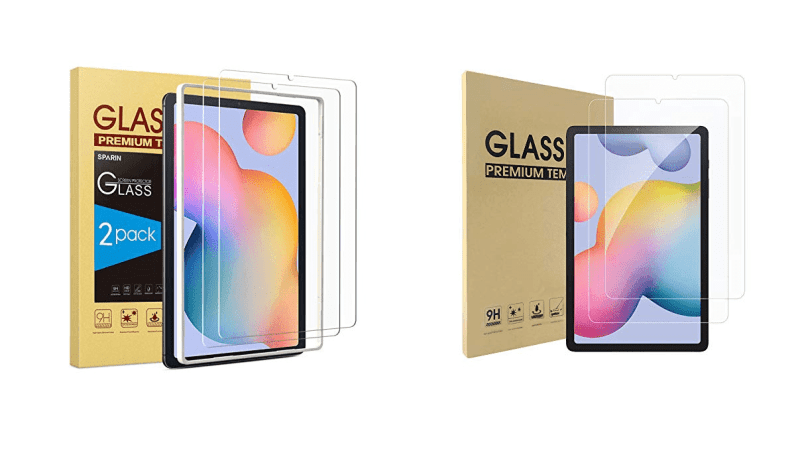 Galaxy Tab S6 lite: Best Screen Protectors in the UK