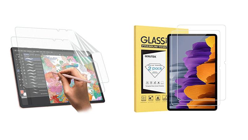 Galaxy Tab S7: Best Screen Protectors in UK