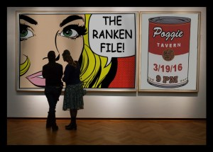 March 19, 2016 Ranken File Seattle Rock Band Poster