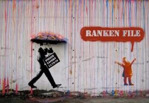Ranken File Seattle Rock Band Poggie Tavern Poster