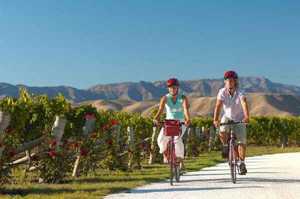 Marlborough New Zealand Wine Map
