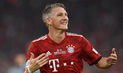 Bastian Schweinsteiger entre os melhores jogadores alemaes