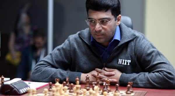 Viswanathan Anand entre os melhores jogadores de xadrez de todos os tempos