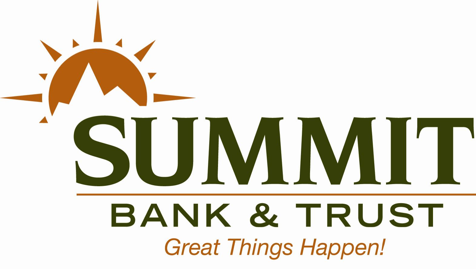 Summit Bank Amp Trust Logo