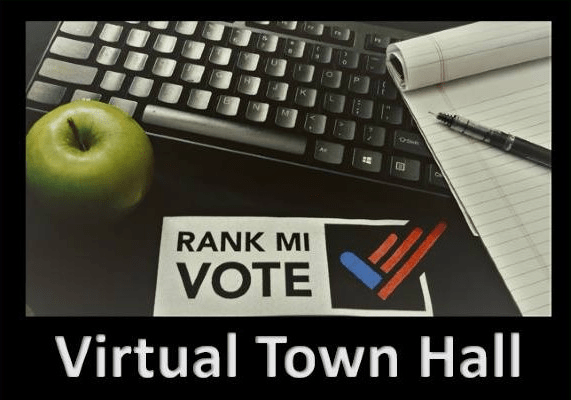 September 26 Virtual Town Hall