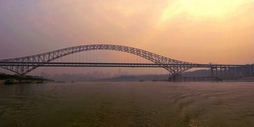 Liangshui River Bridge