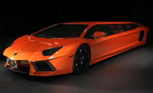 Inside A Lamborghini Limo Lamborghini Super Car