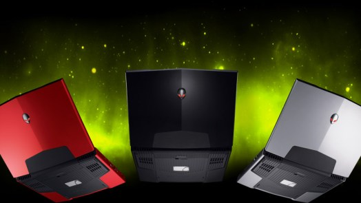 Dell-Alienware M15x