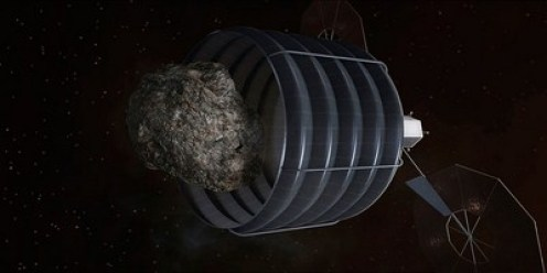 Space Projects Agencies working on- Asteroid Capture