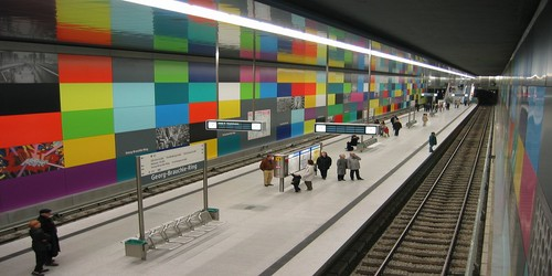 Germany metro