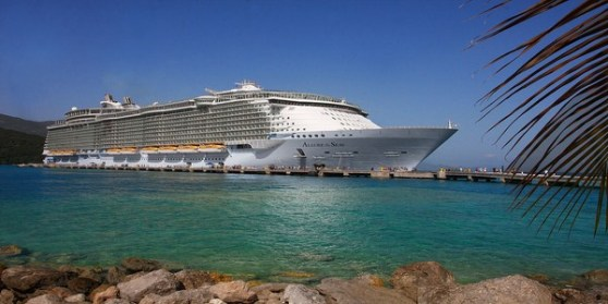 Largest Cruise Ships- Allure of the Seas