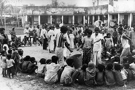 Bangladesh famine