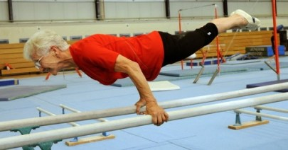 Oldest Gymnast