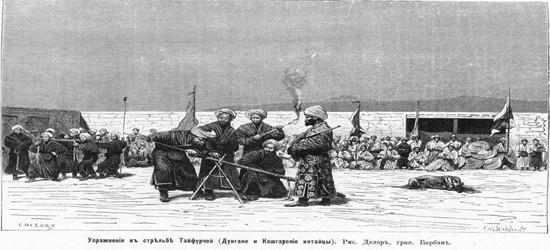 Dungan Revolt - (1862-1877)