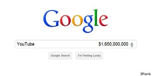 Google buys Youtube