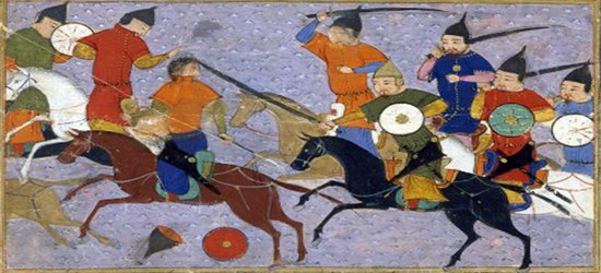 Mongol Conquests - (1206-1368)