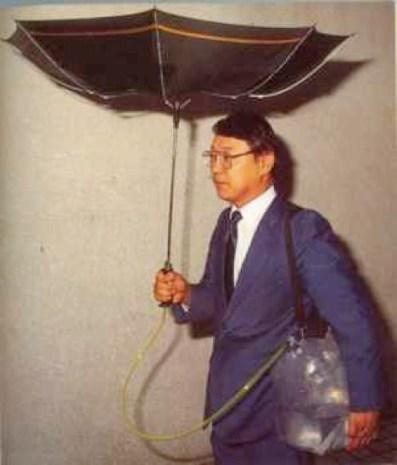 Personal Rain Harvester