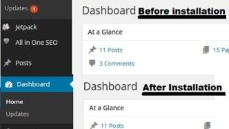 WordPress Core Updates