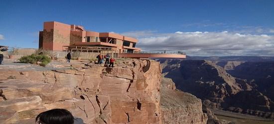 Grand Canyon Skywalk 1