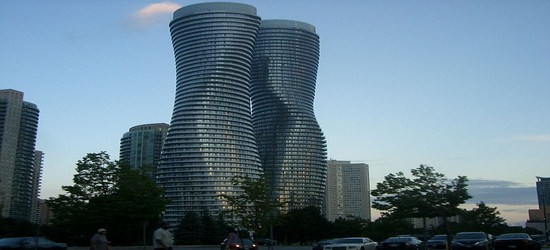 Futuristic Building Designs - Absolute World Towers