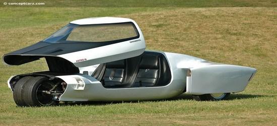 Chevy Astro III