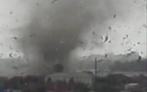 Ivanovo and Balino Tornado