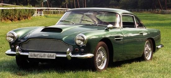1960 Aston Martin DB5
