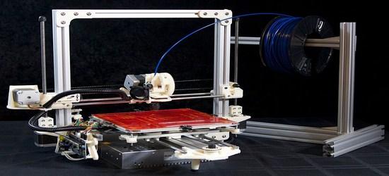 Reprap 3D Printer 1