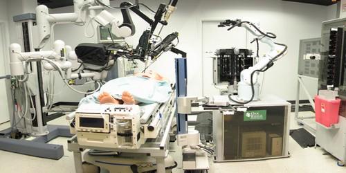 da Vinci Surgical System1