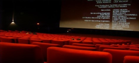Movie Theaters - Google Glass is Banned