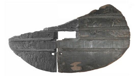 Oldest Wooden Wheel - 5150 years old