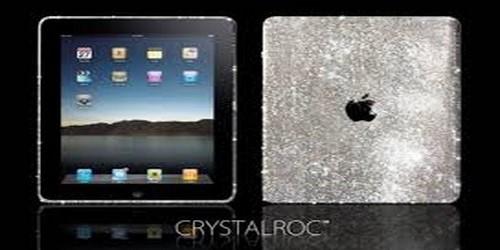 Diamond Encrusted iPad