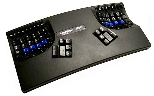 Kinesis KB500USB-BLK Advantage