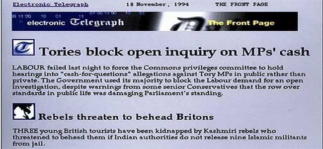 telegraph 1994