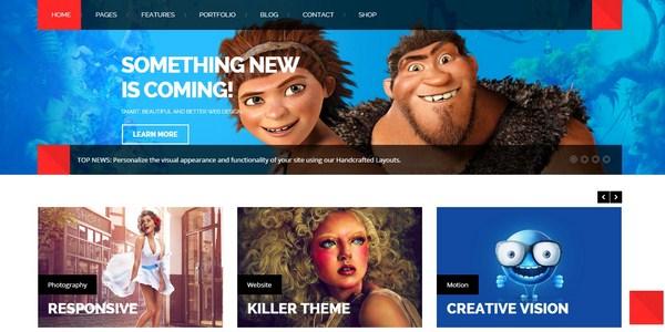 EFFEKTIVE - WordPress Themes based on Bootstrap