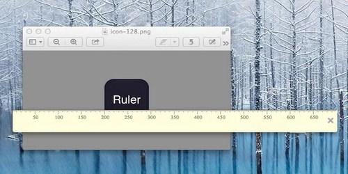 Edge The Web Ruler