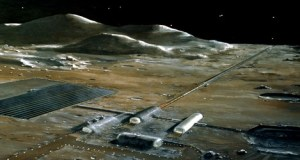 Hotels on Moon