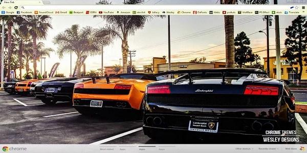 Lamborghini Newport