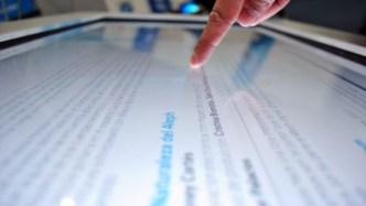 Touch Screen - First Technologies