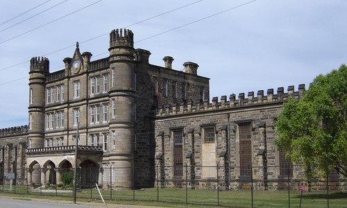 West Virginia State Penitentiary - Most Haunted Places in America