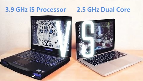 Processor's Clock Speed
