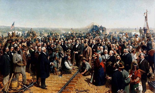 United States Transcontinental Railroad