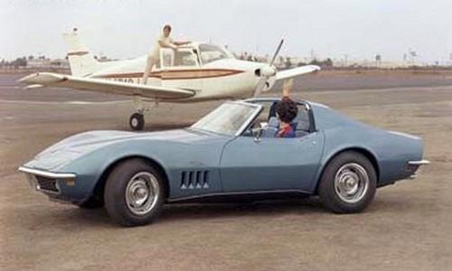 1969 Chevrolet Corvette ZL1