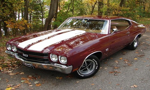 1971 Chevrolet Chevelle SS 454 LS6