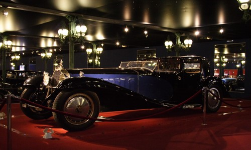 Bugatti Royale Kellner Coupe