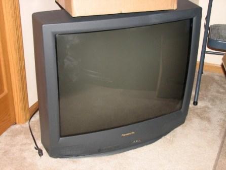 CRT TVs